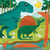 Magnetic Puzzles Mighty Dinosaurs