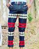 Ankara Dress Pants