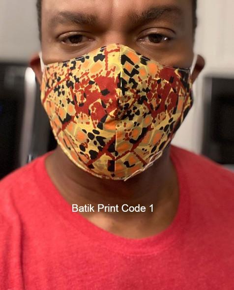Batik Print code 1