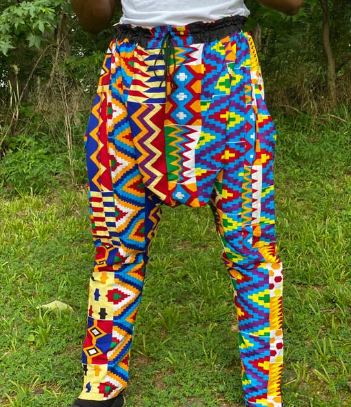 Drop Crotch Pants Colors