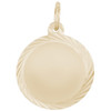 Rembrandt Charms Round Disc