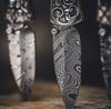 William Henry Morpheus Vine B02 Vine pocket knife