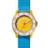 Shinola Sea Creatures 40mm Watch in Yellow/Light Blue
