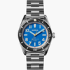 The Duck 42mm Stainless/Blue Dial