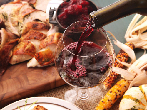 Thanksgiving wine helps make a good time