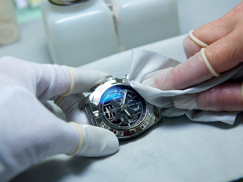 ​5 Things to Know About Caring for your Breitling Watch