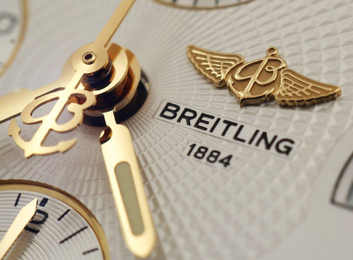 Breitling in Westchester: Woodrow Jewelers takes the lead