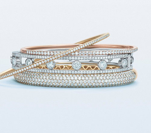 ​The Diamond [bracelet] is a Girl's Best friend