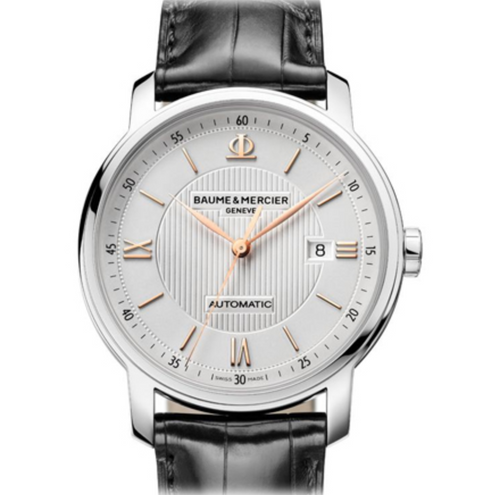 Baume & Mercier Classic Style in the Classima Collection