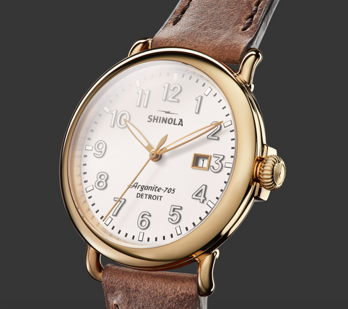 Shinola Detroit - The American Brand with Women in mind