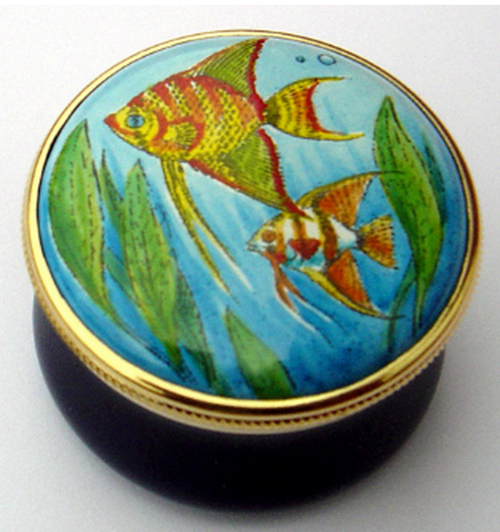 Staffordshire Angel Fish