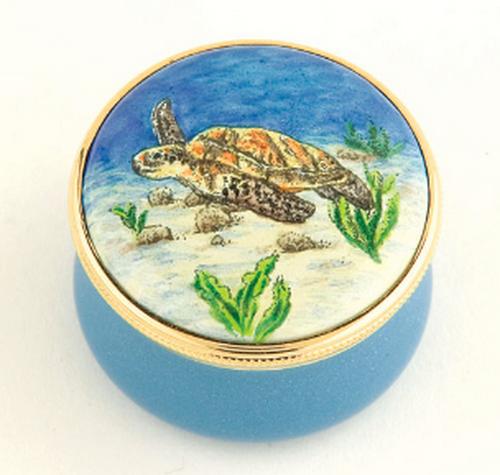 Staffordshire Turtle