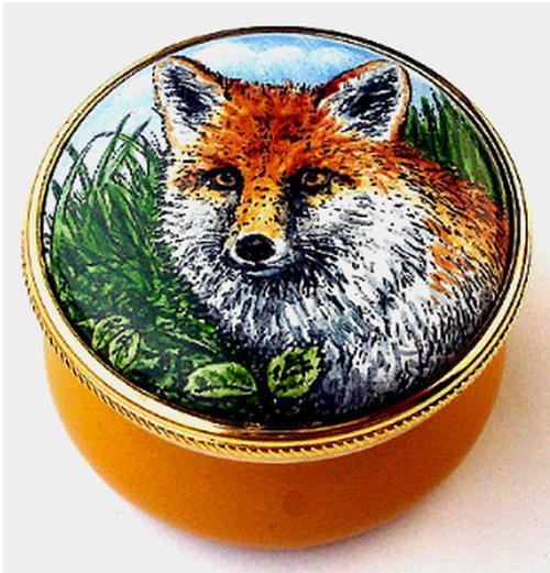 Staffordshire Fox