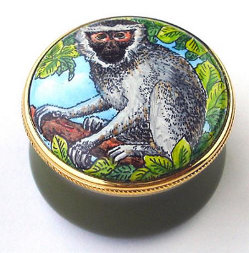 Staffordshire Vervet Monkey