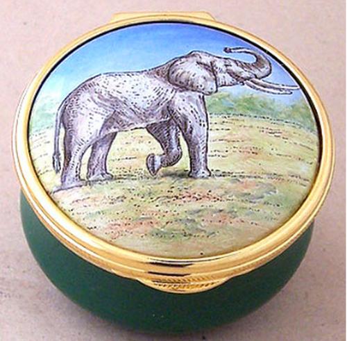 Staffordshire Elephant