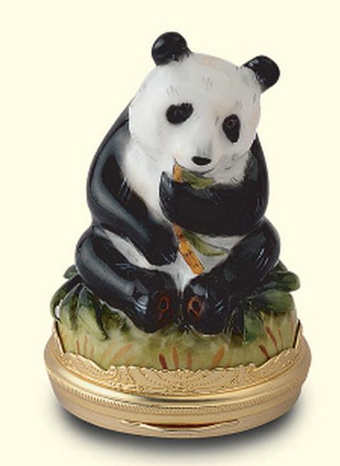 Staffordshire Panda Bonbonniere