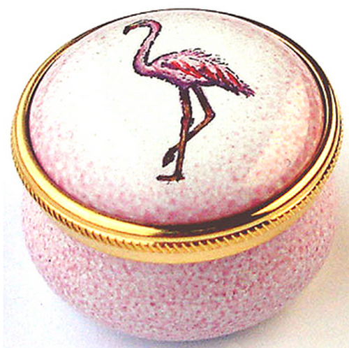 Staffordshire Flamingo
