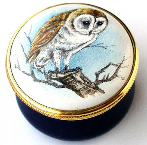 Staffordshire Owl