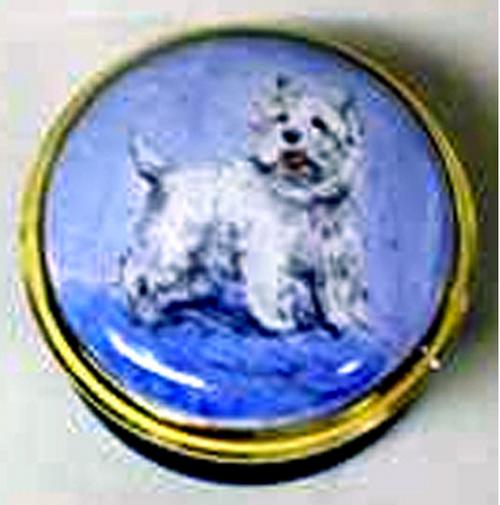 Staffordshire West Highland Terrier