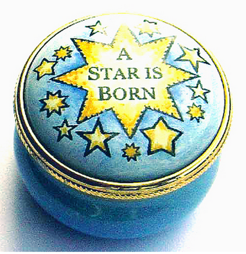 Staffordshire A Star is Born - Blue