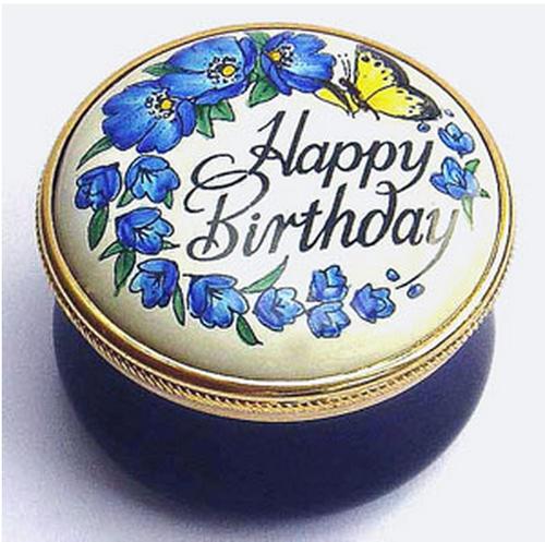 Staffordshire Happy Birthday