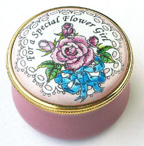 Staffordshire Flower Girl