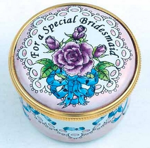 Staffordshire For a Special Bridesmaid