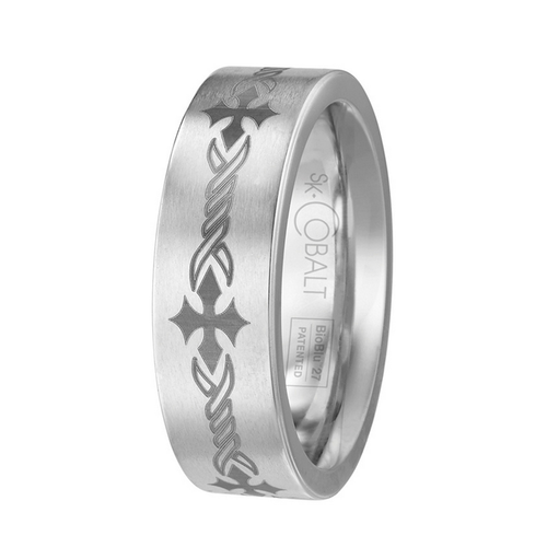 Scott Kay Native Wedding Band