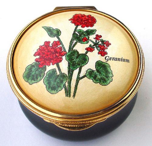 Staffordshire Geraniums