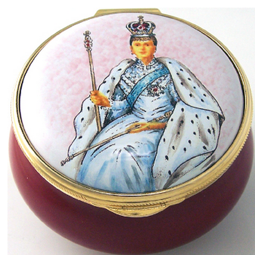 Staffordshire Heritage Queen Mary