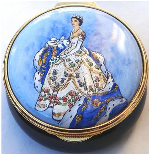Staffordshire Heritage Queen Elizabeth II