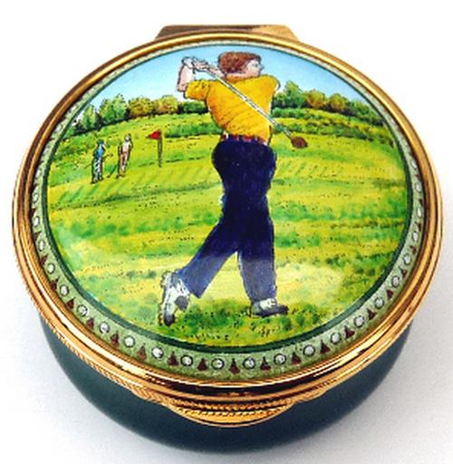 Staffordshire Golfer - Male
