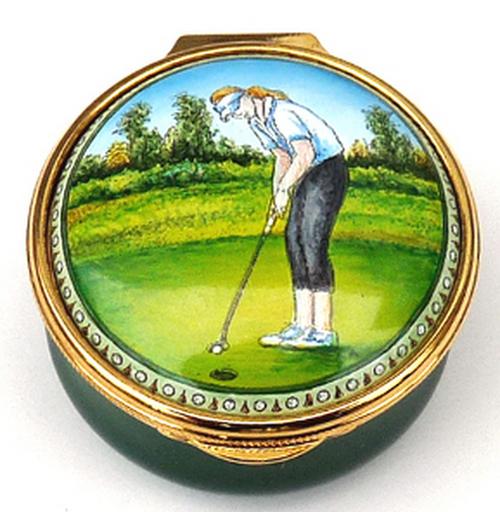 Staffordshire Golfer - Female