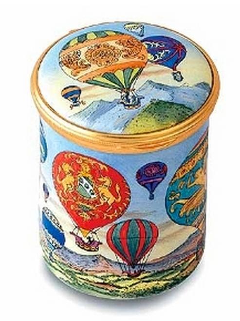 Staffordshire Ballooning