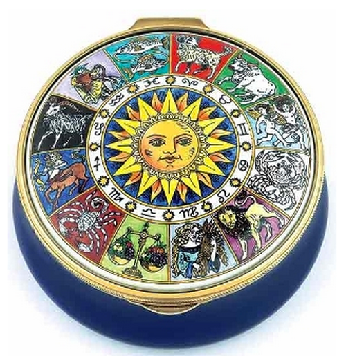 Staffordshire Zodiac Signs