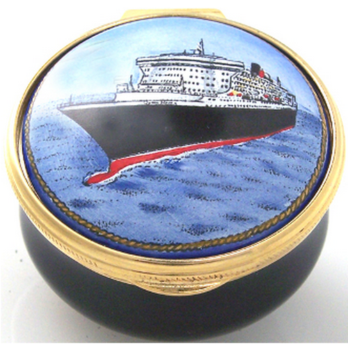 Staffordshire Queen Mary 2