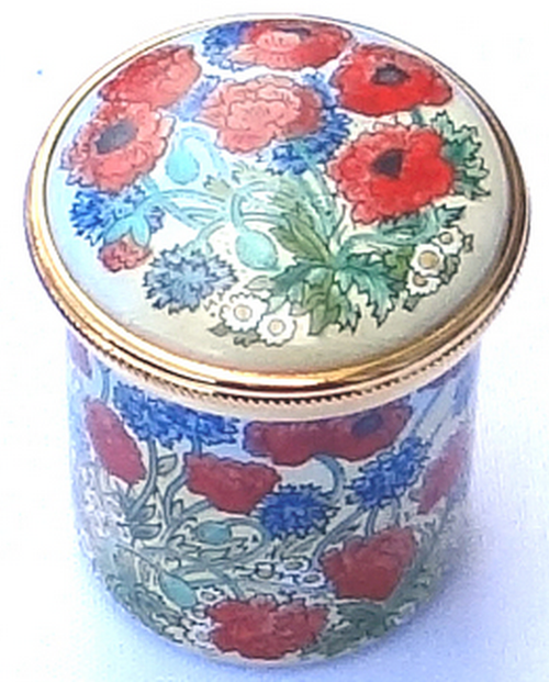 Staffordshire Poppies