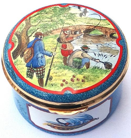 Staffordshire Fisherman