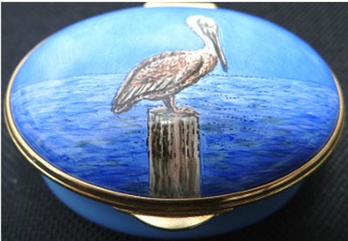 Staffordshire Pelican 2