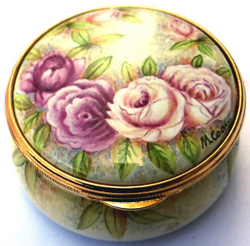 Staffordshire Roses