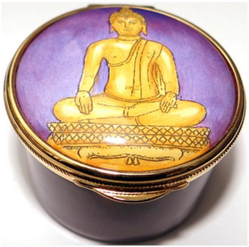 Staffordshire Thai Buddha