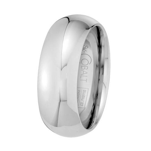 Scott Kay Prime Wedding Band Rounded Edge Thick