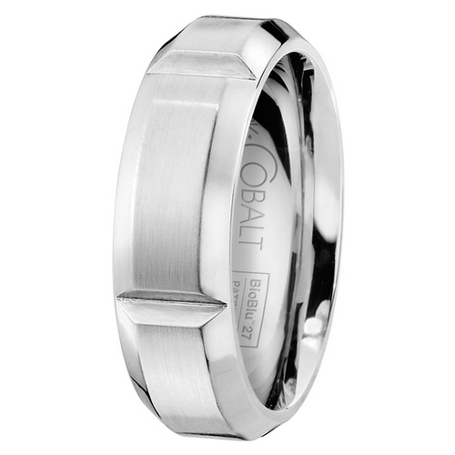 Scott Kay Century Wedding Band Thick