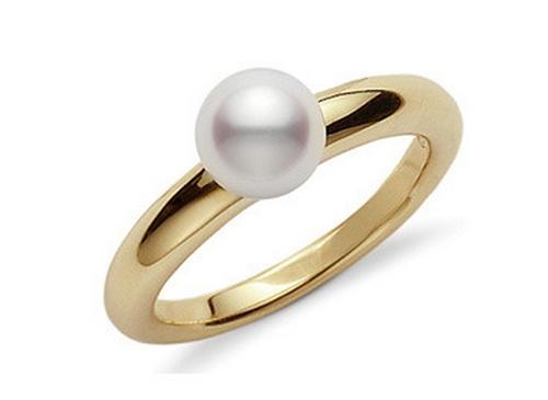 Mikimoto - Classic Elegance Ring