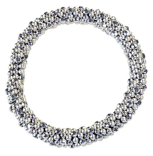 The Classics Collection-  Irina Silver Bracelet