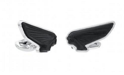 Lalique Mascots Cufflinks Victoire