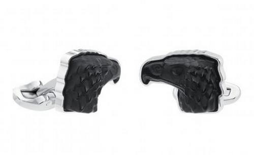 Lalique Mascots Cufflinks Aigle