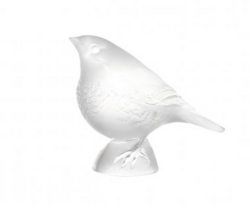 Lalique Singing Robin