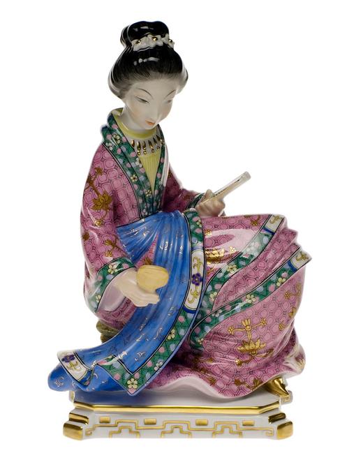 Herend Geisha