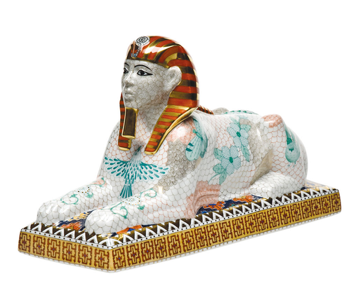 Herend Sphinx